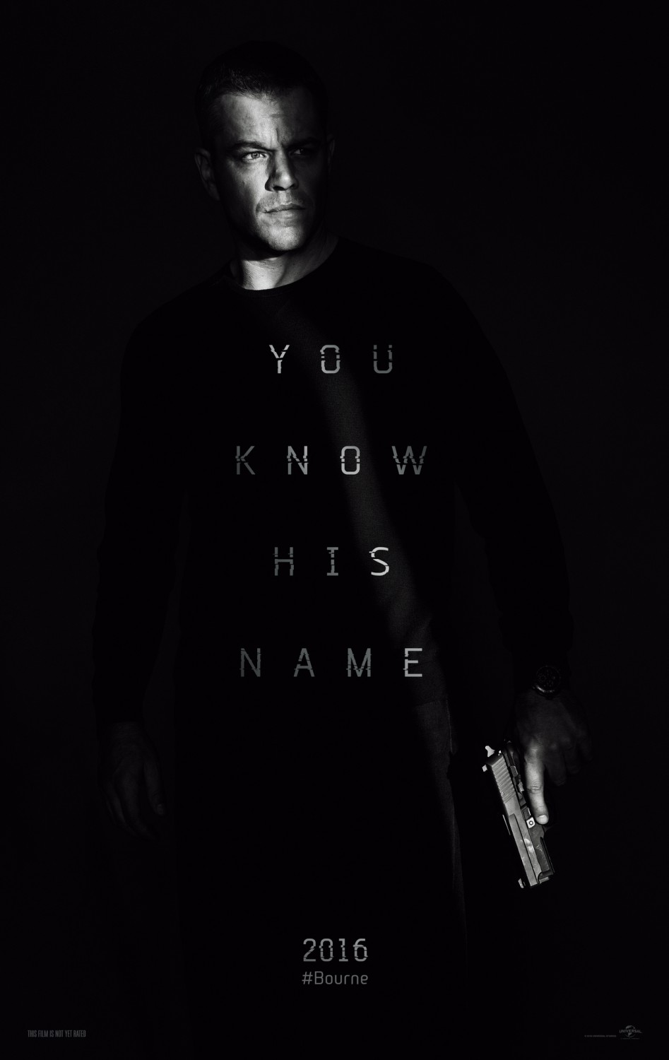 Jason Bourne - Poster