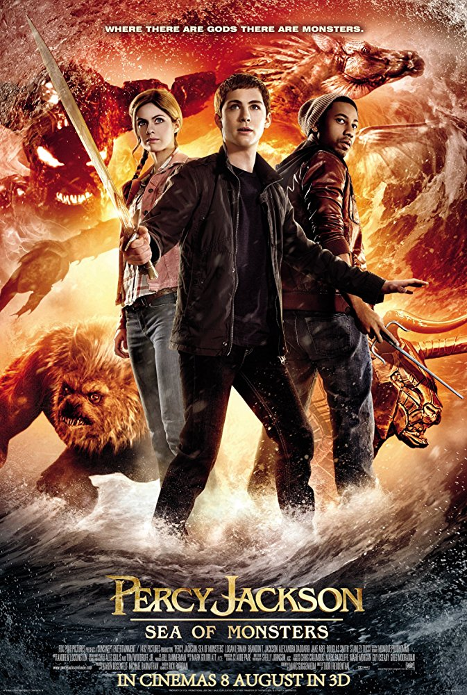 دانلود فیلم Percy Jackson Sea of Monsters 2013
