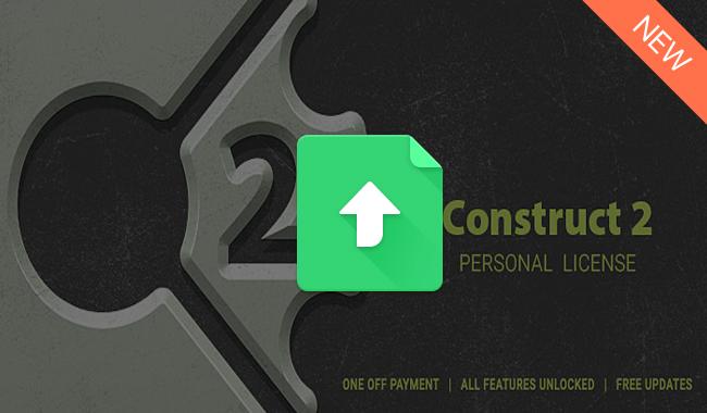 دانلود آخرین نسخه های کانستراکت۲