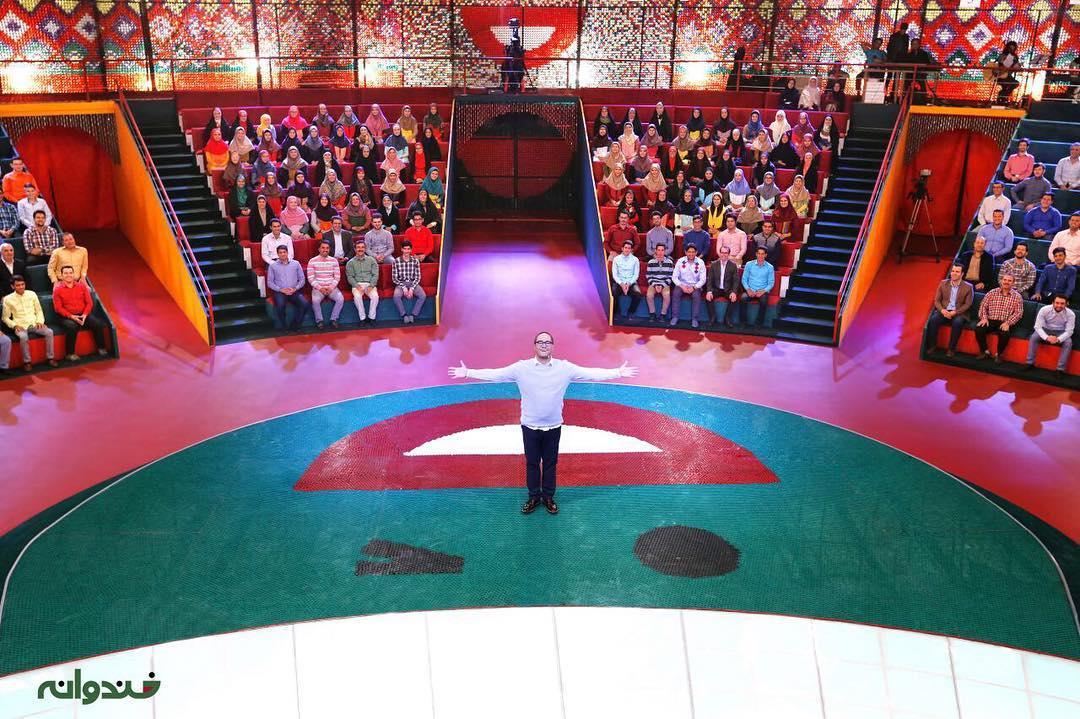 دانلود برنامه خندوانه امشب / فصل سوم / قسمت ششم