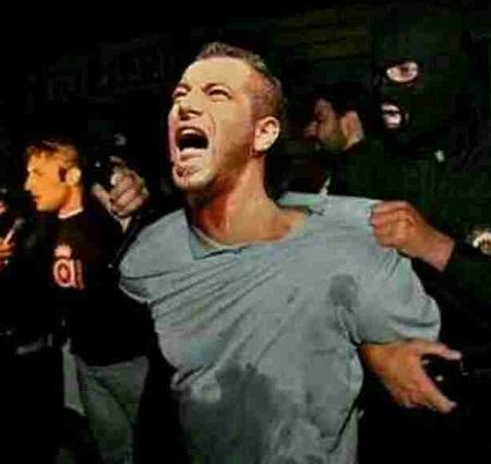 دستگیری امیر تتلو, امیر تتلو دستگیر شد