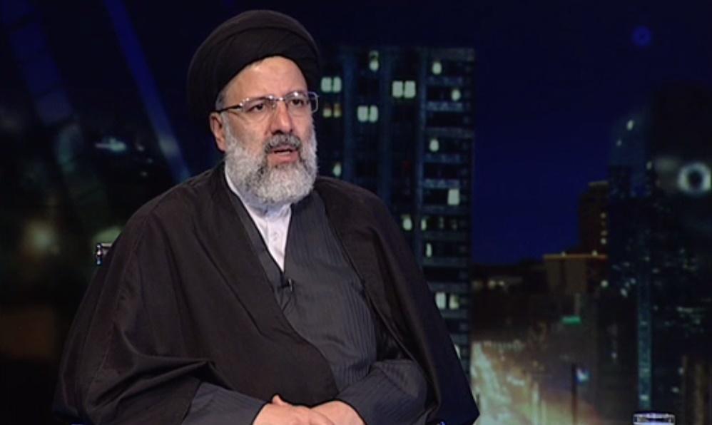 آخرین گفتگوی حجت الاسلام و المسلمین رئیسی در مقام دادستانی کل کشور
