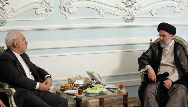 وزیر امور خارجه با تولیت آستان قدس رضوی دیدار کرد