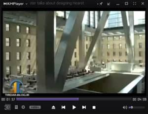 دانلود فیلم مستند معماری برج هرست تاور+توضیحات معمار(نورمن فاستر)
