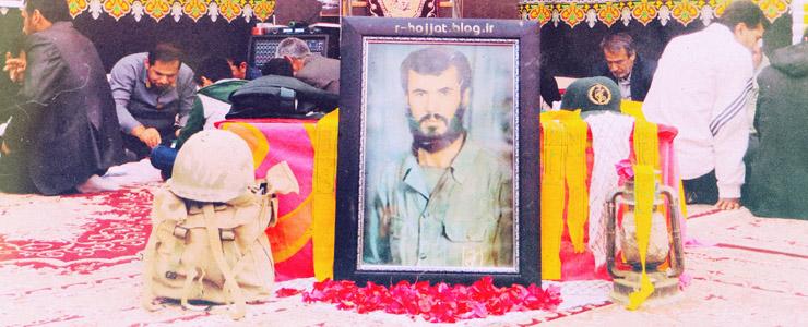 30مین سالگرد شهادت سردارپاسدار یوسف بردستانی +عکس