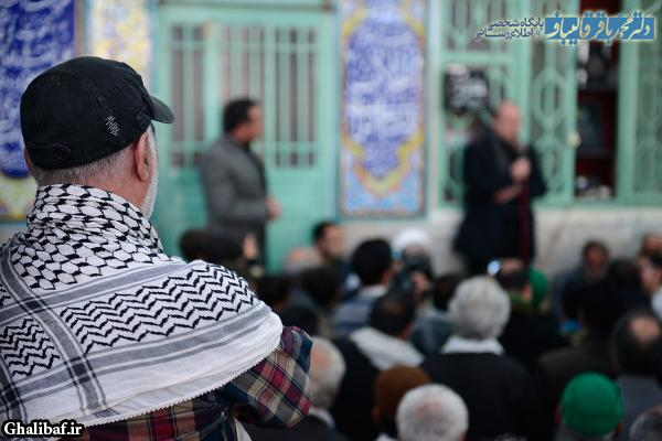 سخنرانی شهردار تهران در جمع زائران کاروان های راهیان نور