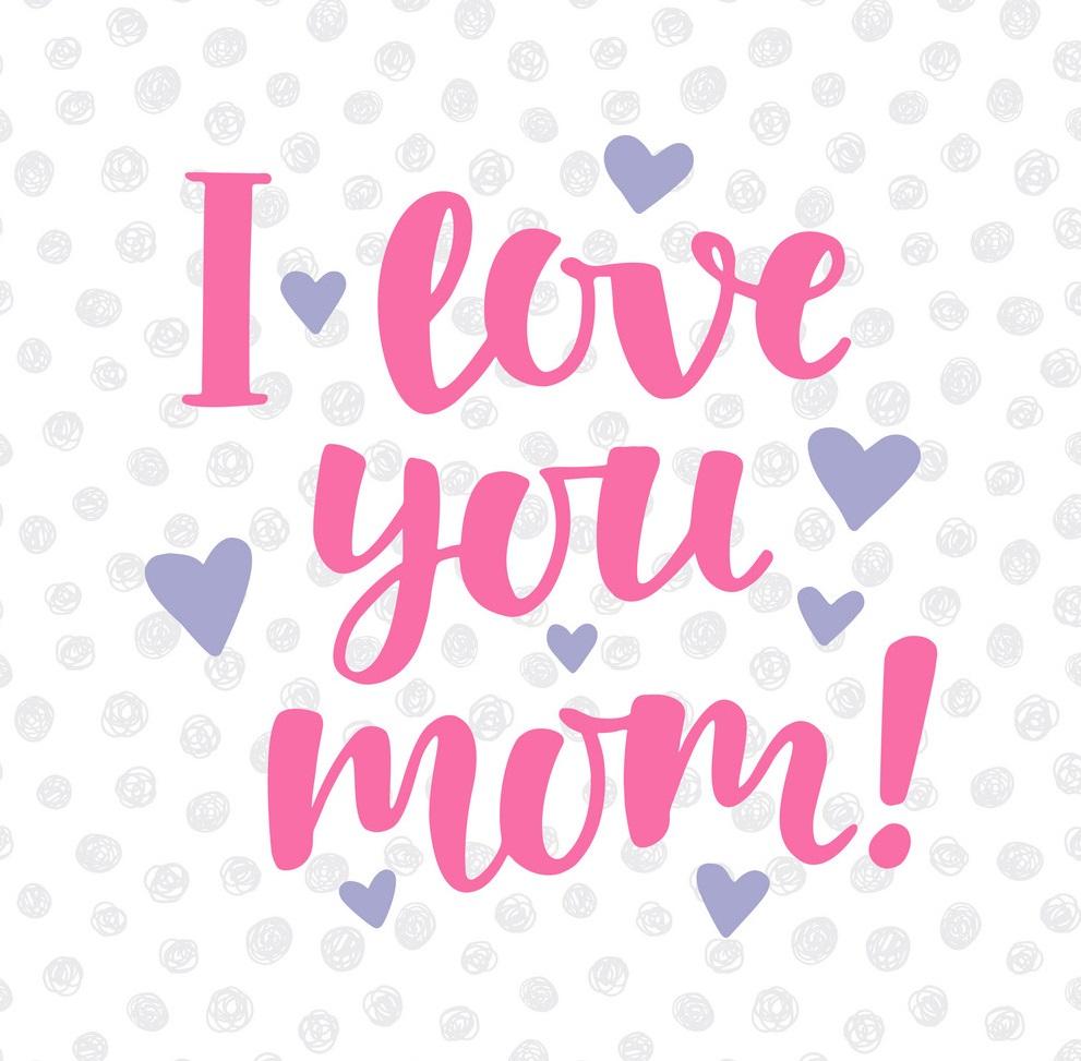 جدیدترین عکس نوشته i love you mom