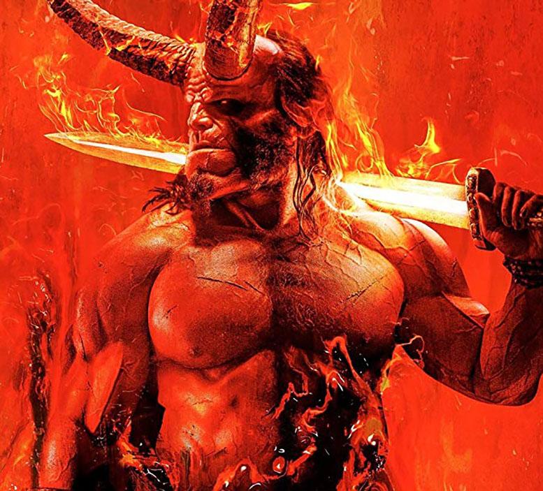 زیرنویس و دوبله فارسی فیلم Hellboy 2019