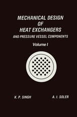 Mechanical Design of Heat Exchangers