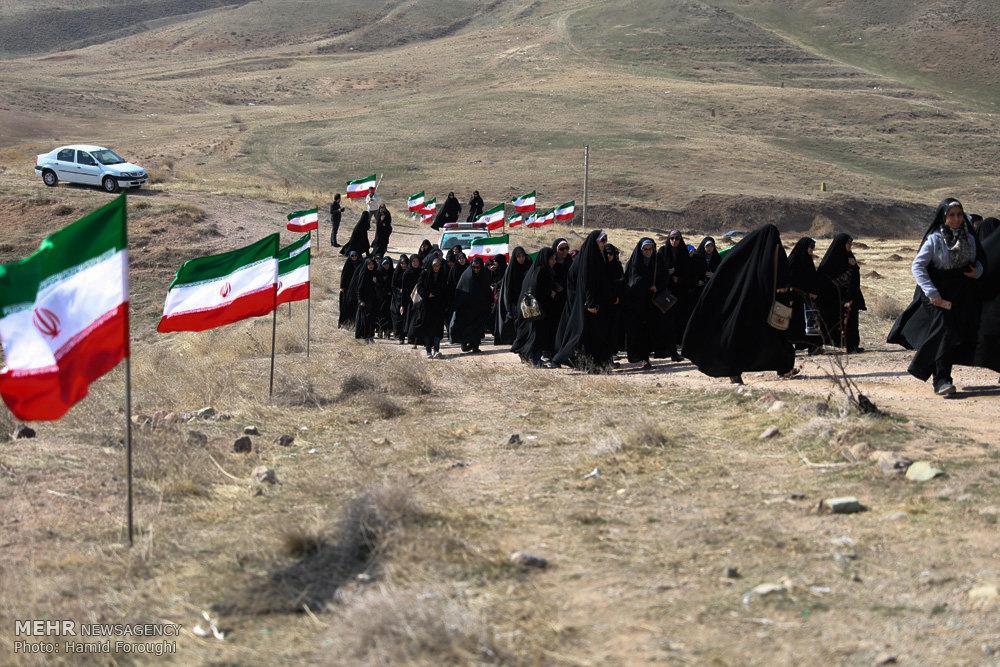 ایران ... تهران ... ارتفاعات تلو