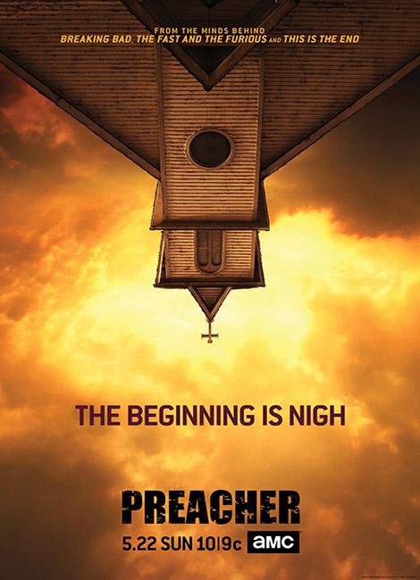 دانلود فصل 1 سریال واعظ preacher
