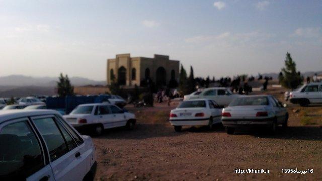 عیدفطر 16تیرماه1395 خانیک