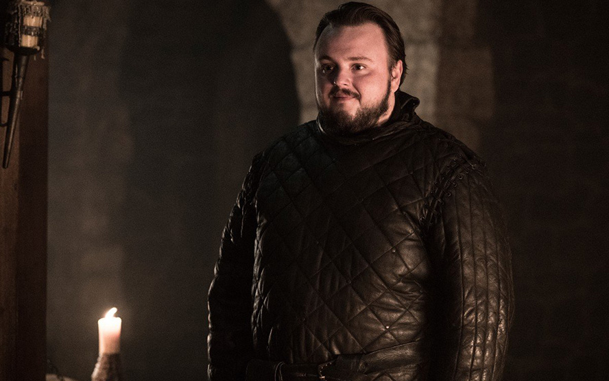 سم تارلی sam (John Bradley West)