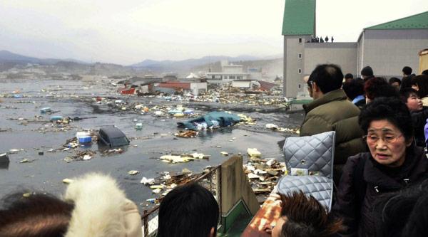 پیام دکتر قالیباف به شهروندان و شهرداران شهرهای آسیب دیده ژاپن
