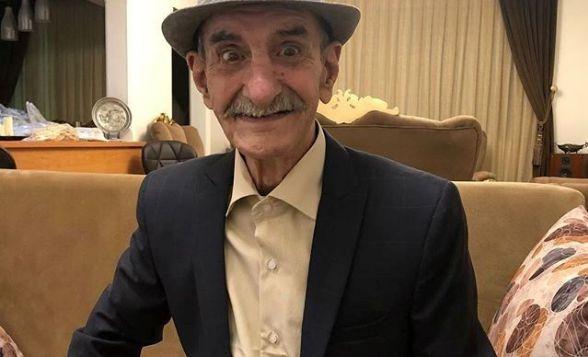 احمد پورمخبر بازیگر سینما و تلویزیون دارفانی را وداع کرد