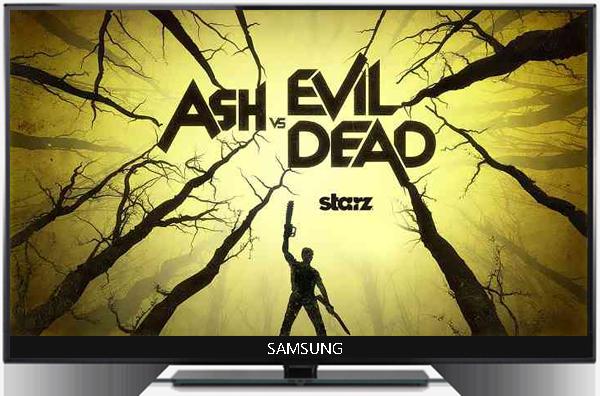 دانلود سریال اش در مقابل شیطان مرده Ash vs evil dead فصل 3