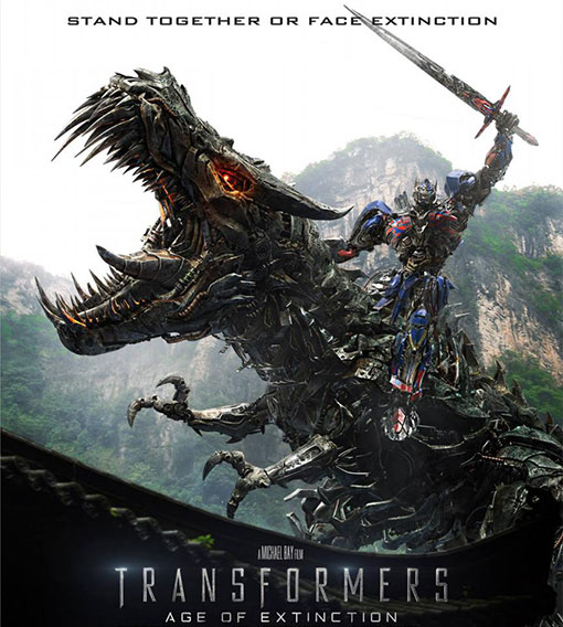 دانلود فیلم Transformers Age of Extinction 2014