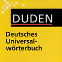 Duden-Deutsches Universal wیrterbuch [Voiced]