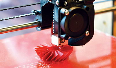 پرینتر سه بعدی ابزاری بسیار سودمند در ساخت نمونه اولیه محصول است