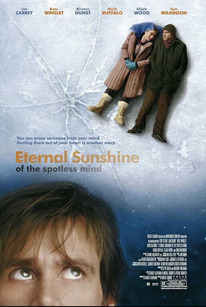 Eternal sunshine of the spotless mind-2004