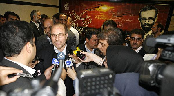حاشیه مراسم تست گرم بخش شرقی خط ٤ مترو تهران