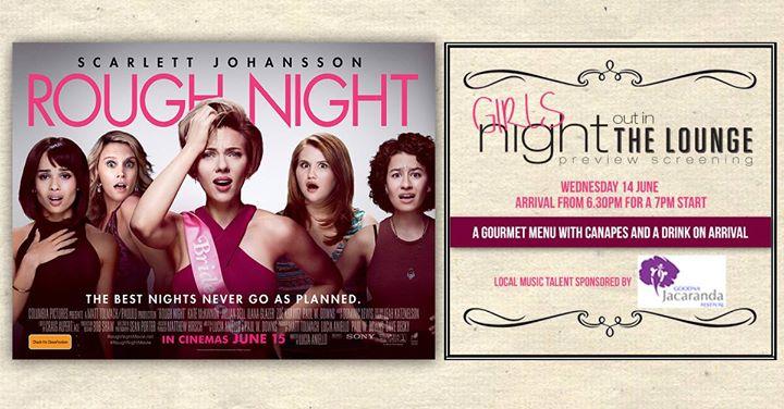 دانلود فیلم Rough Night 2017