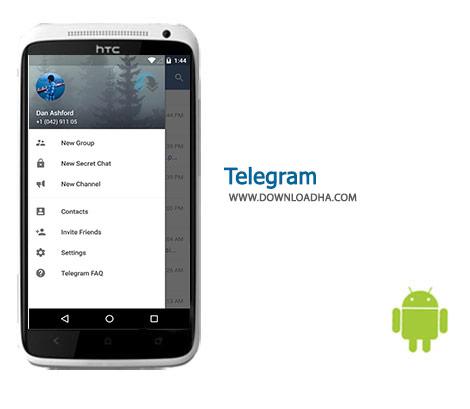 دانلود آخرین نسخه تلگرام برای اندروید