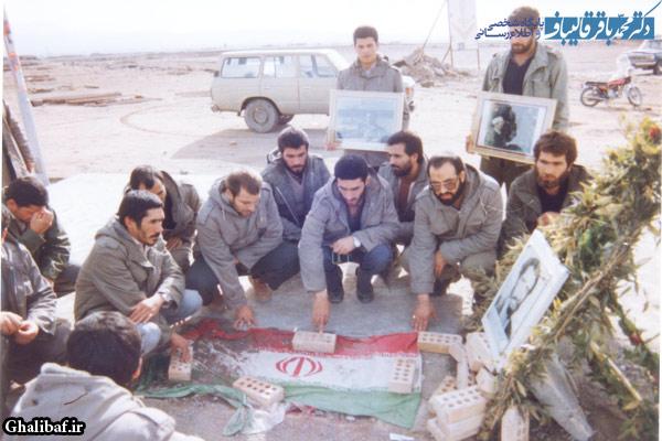 گزارش تصویری حضور شهید فرومندی در دوران دفاع مقدس به مناسبت سالروز شهادت