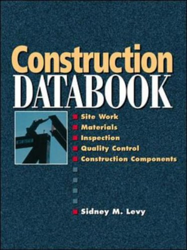 Construction Databook