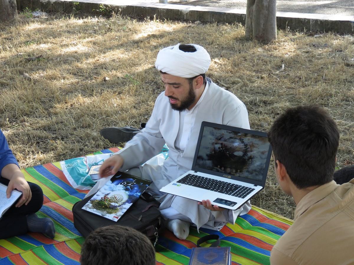 کلاس های روانخوانی و حفظ قرآن کریم
