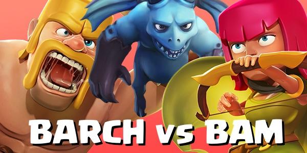 استراتژی حمله BARCH و BAM