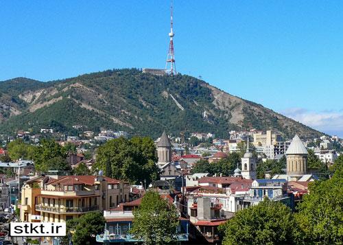 کوهستان گرجستان
