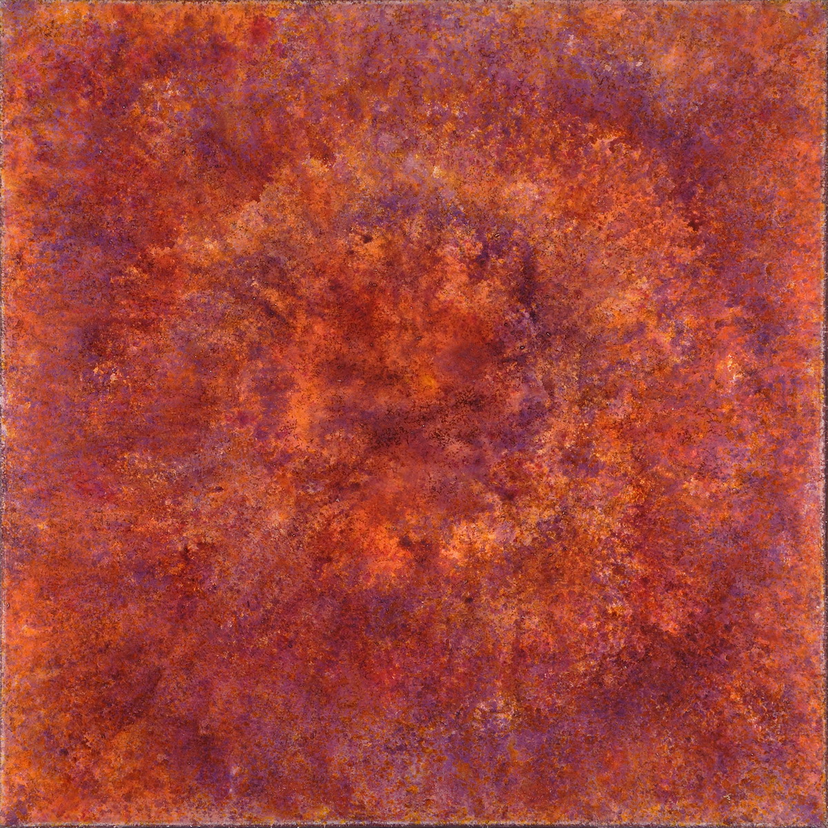 Creation-4-1998-acrylic-on-canvas-200x200-cm-80x80-inches