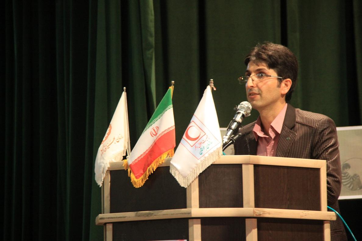 عزت الله فریدنیا-دبیر دومین همایش استانی اعتیادهای مدرن جهان