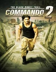 دانلود فیلم کماندو Commando 2 2017 دوبله فارسی