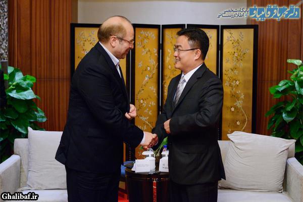 سفر به چین به منظور شرکت در چهارمین دوره مجمع شهرداران آسیایی