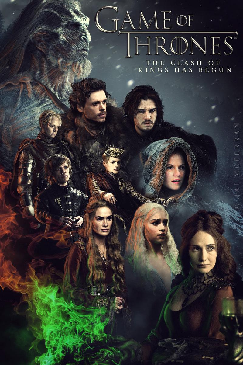 دانلود سریال Game of Thrones فصل   قسمت 4