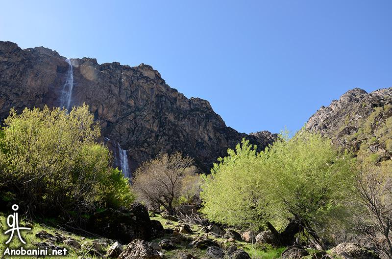 آبشار برنجه لرستان