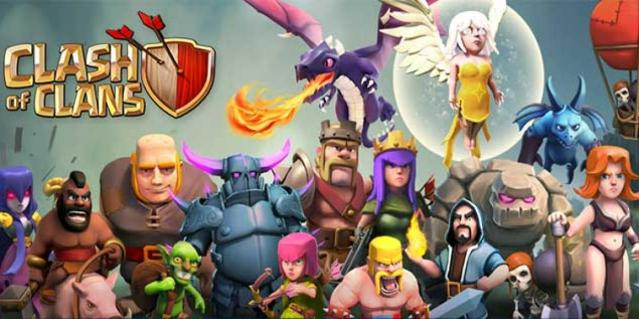 clash of clans کلش اف کلنز