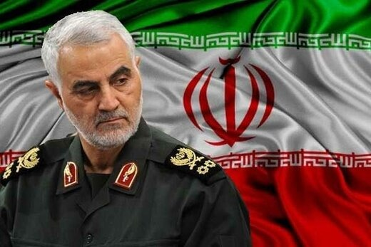 عکس پروفایل شهید سردار سلیمانی