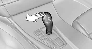 S button on automatic transmission