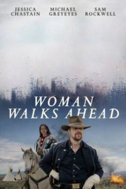 دانلود فیلم Woman Walks Ahead 2017
