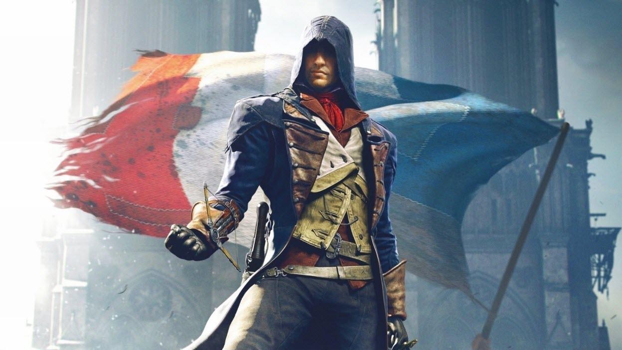 دانلود آپدیت های بازی assassins creed unity