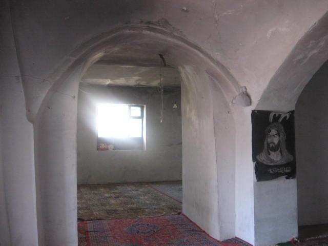 مسجد جامع روستای علی آباد