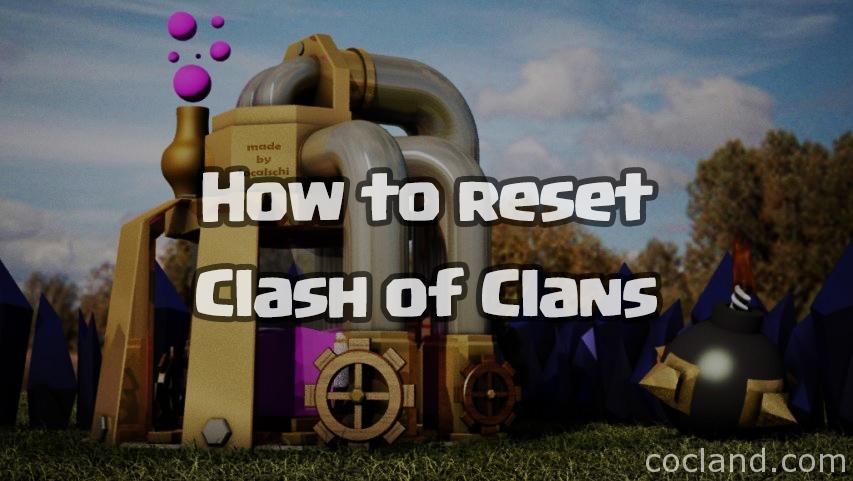 آموزش حذف Clash Of Clans از اکانت گوگل