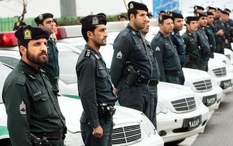 انشا در مورد نیروی انتظامی