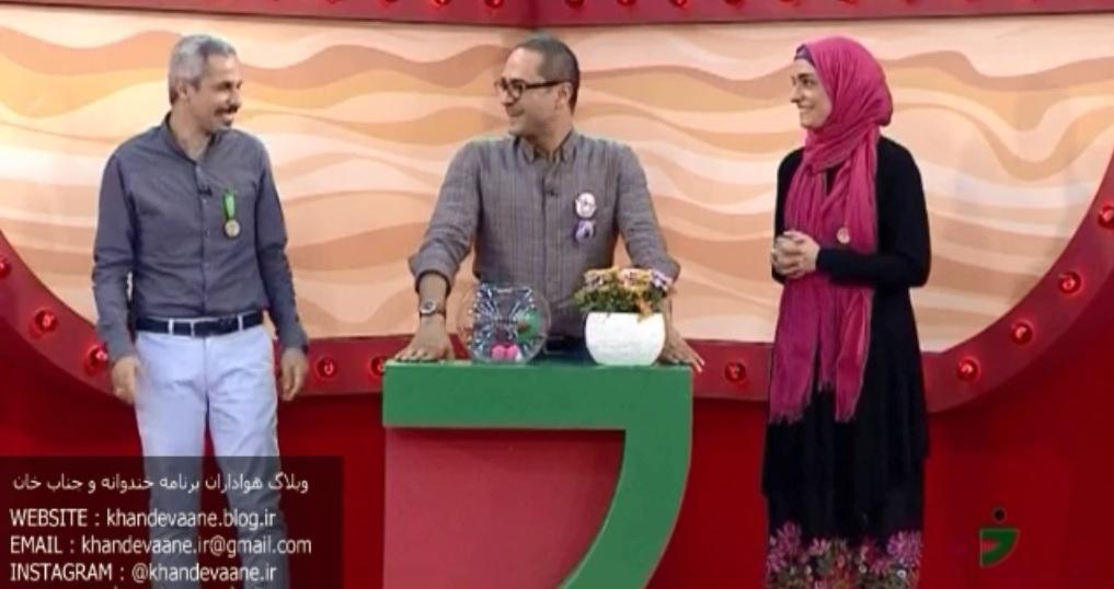 دانلود برنامه خندوانه امشب با حضور جواد رضویان و الیکا عبدالرزاقی