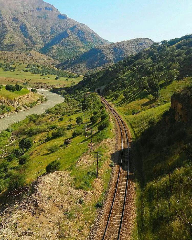 راه آهن رود سزار