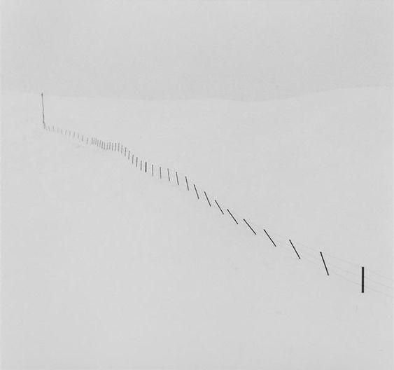 Silent World by Michael Kenna