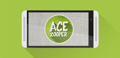 دانلود تم zooper ace :: کینگ روید | دانلود بازی و برنامه اندرویدی